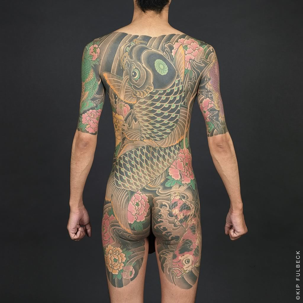 Perseverance japanese tattoo tradition in a modern world for Tattoo parlors in vermont