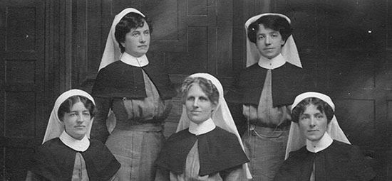 Hunter Nurses of the Great War