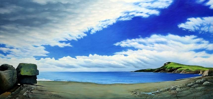 Lambert Davis Painting