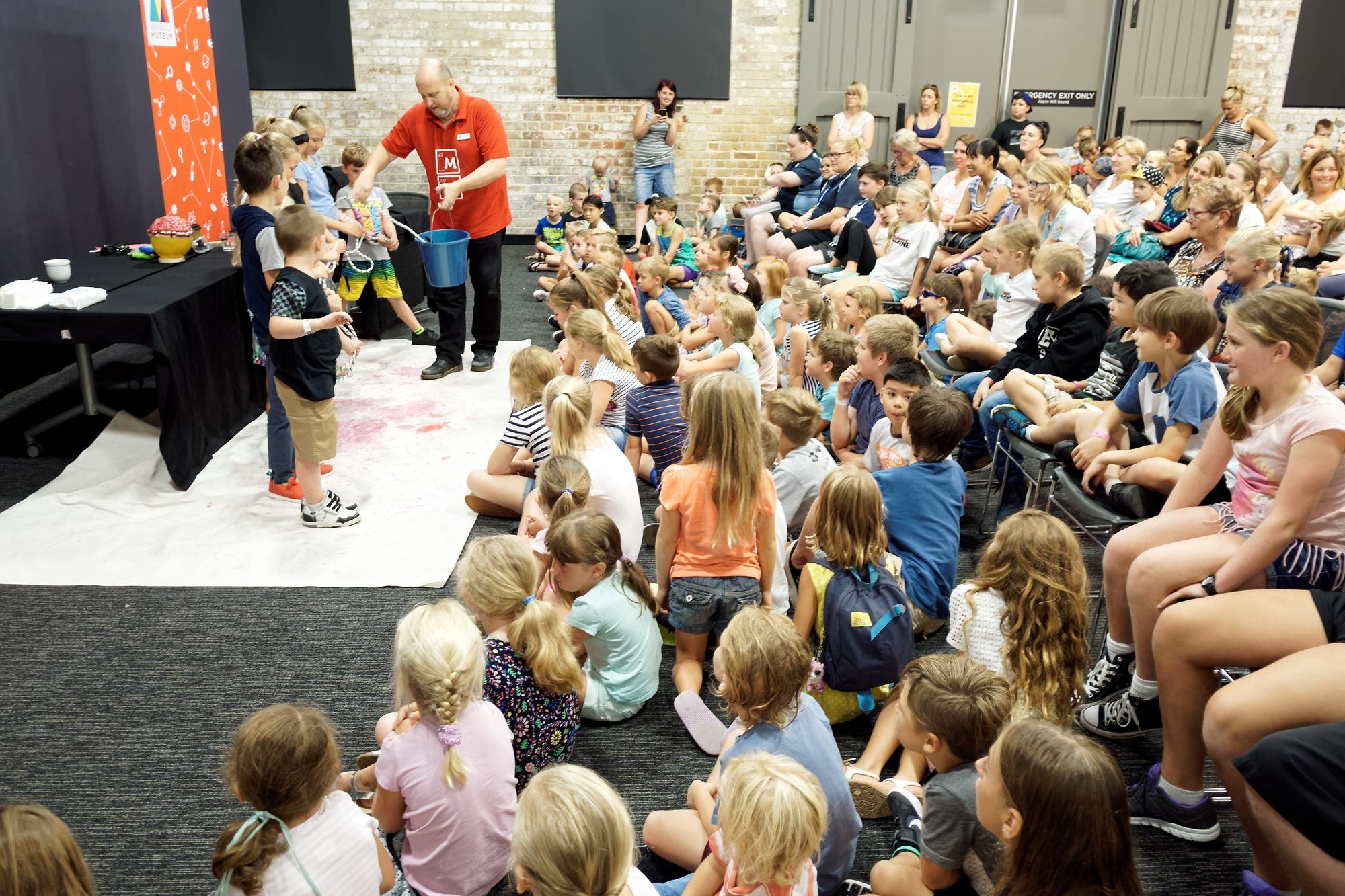 Museum Express school holiday science show