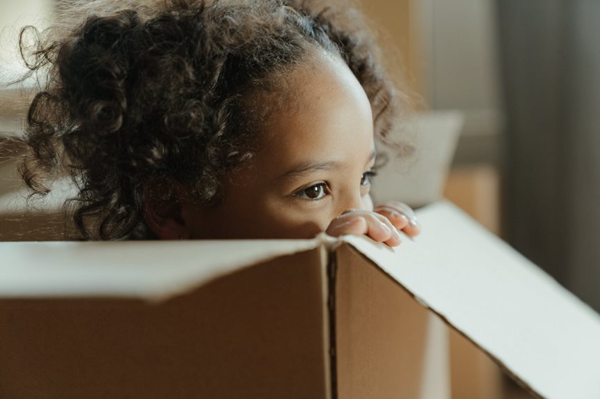 Build a World... In Cardboard!